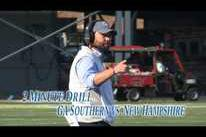 Two Minute Drill - GA Southern vs New Hampshire