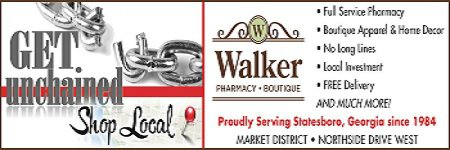 Walker Pharmacy Print