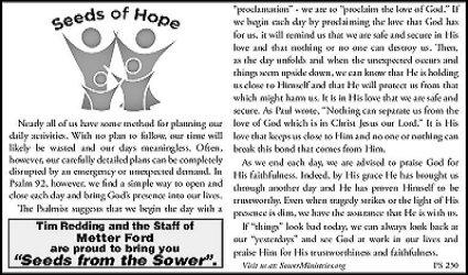 Seeds of Hope Print