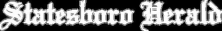 Statesboro Herald (white)