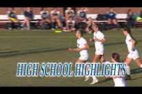 High School highlights - SHS girls soccer vs TCC