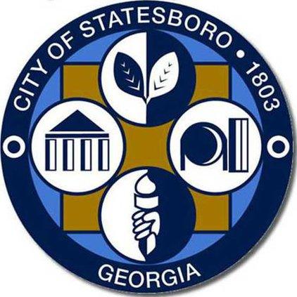 City Statesboro logo
