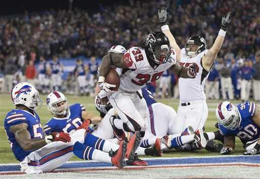 Falcons Bills Footbal Heal