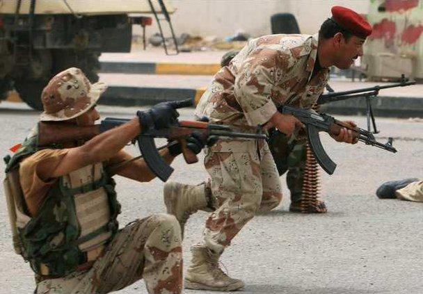 Iraq Milita 7653355