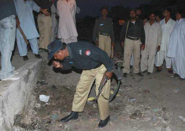 Pakistan Karachi Bl 5262613