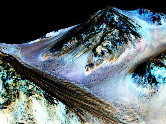 W SCI--Mars-Water  Heal