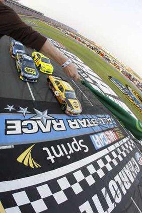 NASCAR All Star Auto  Heal