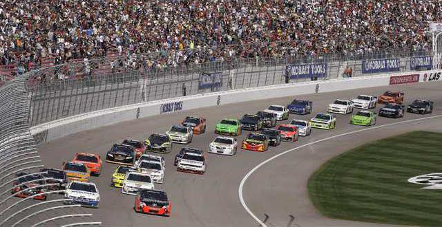 NASCAR Las Vegas Nati Heal