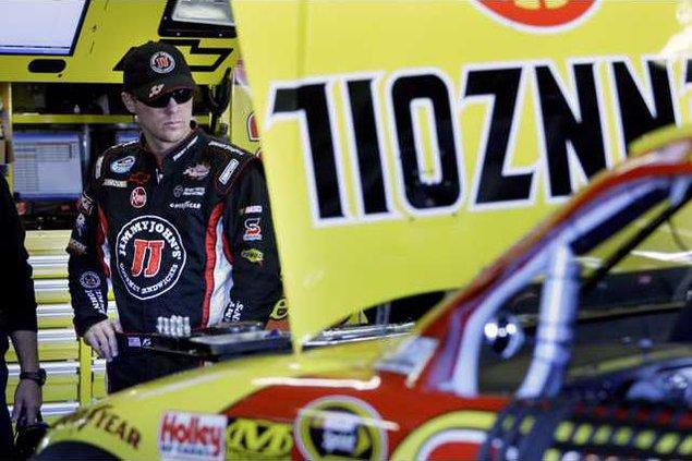 NASCAR Texas Auto Rac Heal