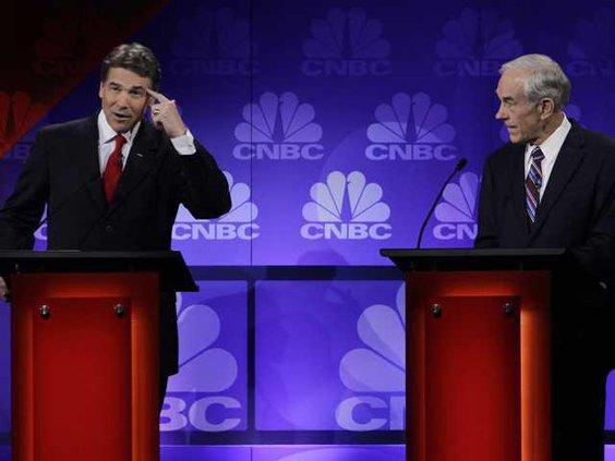 Republicans Debate W