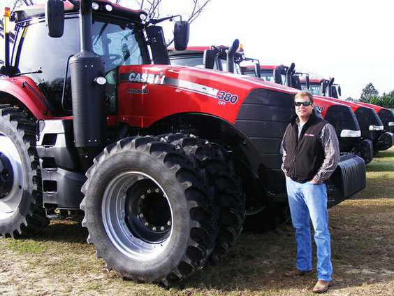 Aimtrac - Farm Tractor Web