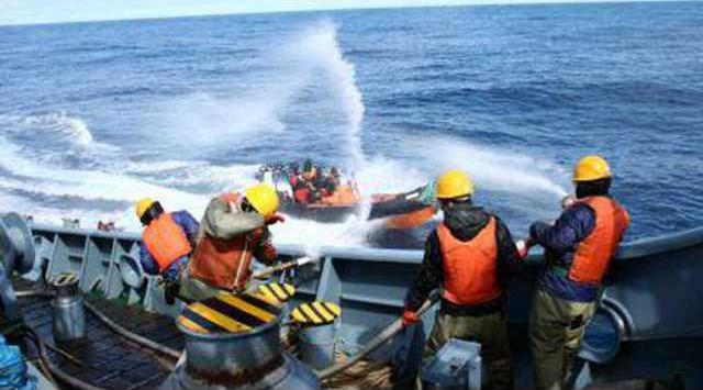 Antarctica Whaling 5370853