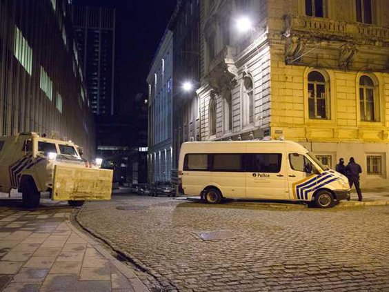Belgium Anti-Terror R Werm W