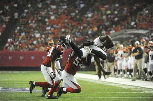 Bengals Falcons Footb Heal