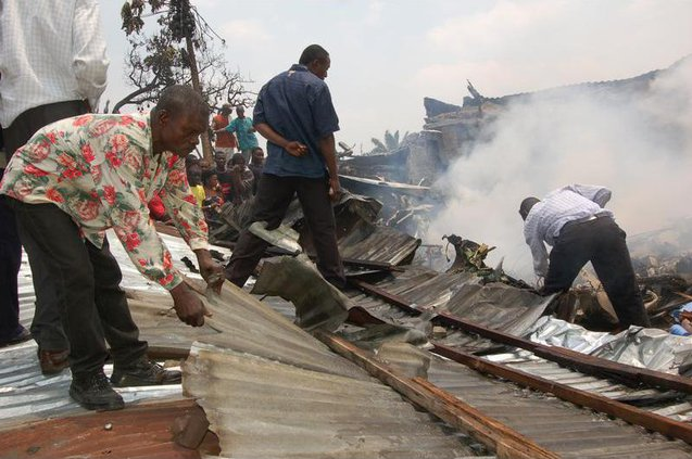 CONGO PLANE CRASH C 6700056