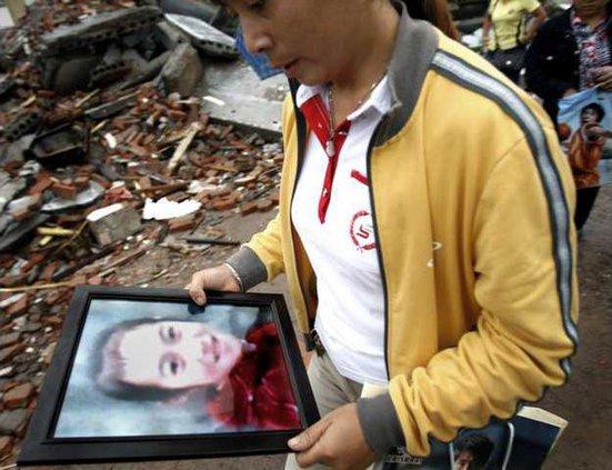 China Quake Crackdo 5577610