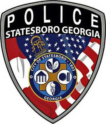 Crime Statesboro logo