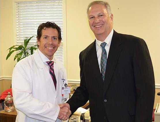 Dr. Newsom and Dr. Cushner Web