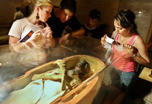 Egypt Mummies DNA N 4918231