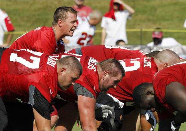 Falcons Camp Football Heal