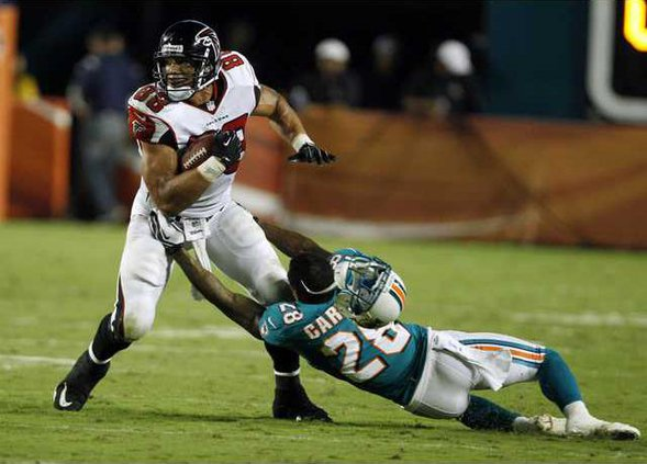 Falcons Dolphins Foot Heal