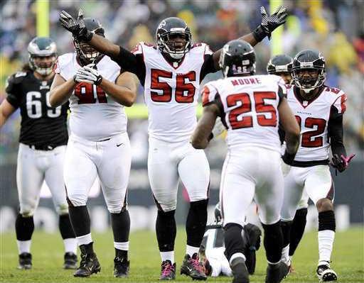 Falcons Eagles Footba Heal