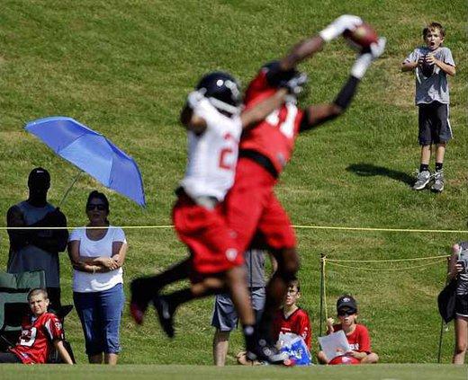 Falcons Football Heal