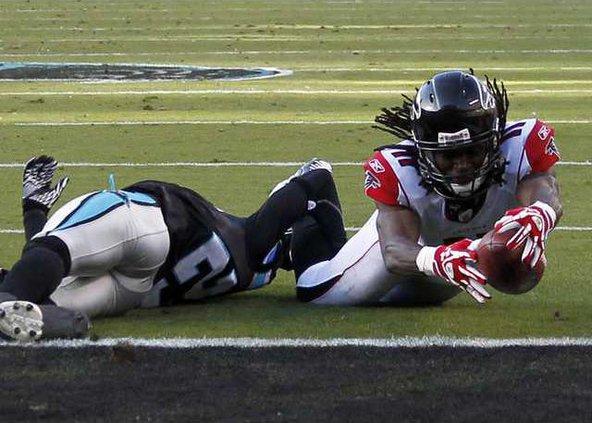 Falcons Panthers Foot Heal