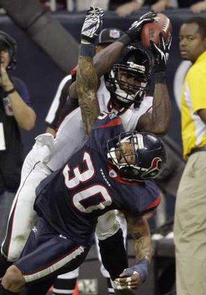 Falcons Texans Footba Heal