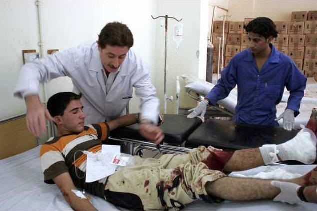 IRAQ BOMBS BAG104 6212077