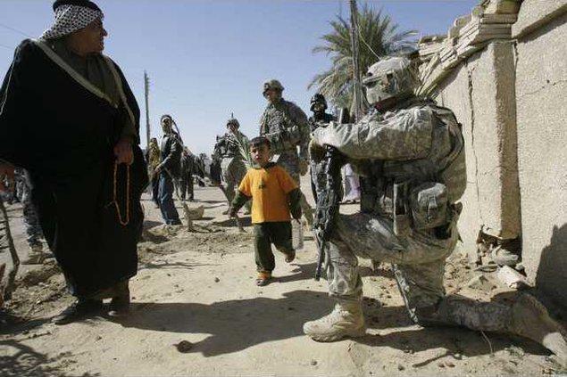 IRAQ THE RETURN BAG 5583911