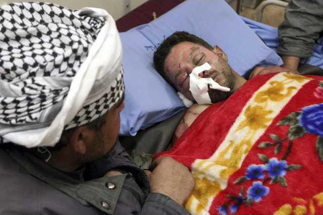 IRAQ VIOLENCE BAG10 5801986