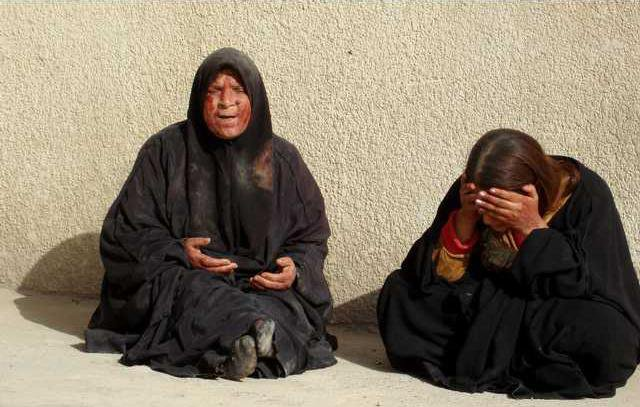 Iraq Baqouba Suicid 5482538