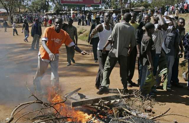 Kenya Elections Vio 5189036