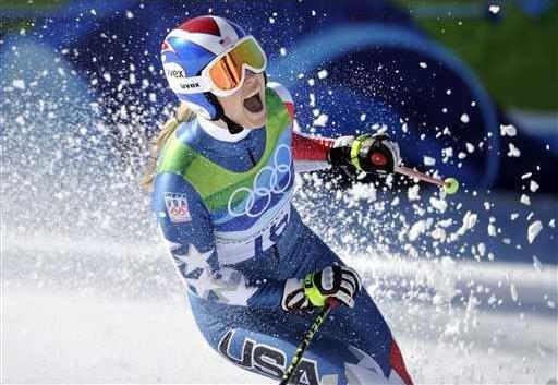 OLY Ski Vonn Out Heal
