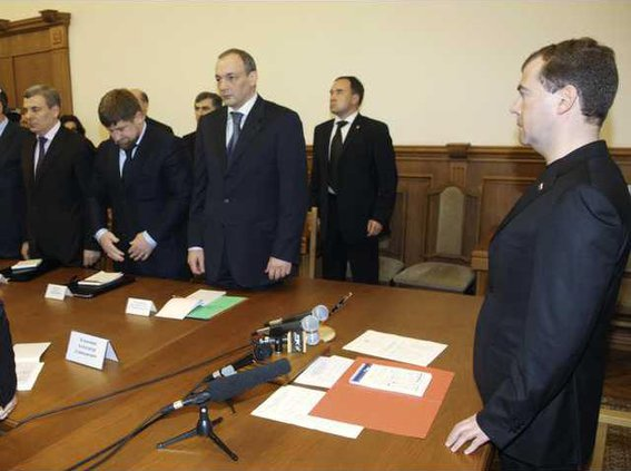 Russia Subway Bombing Heal