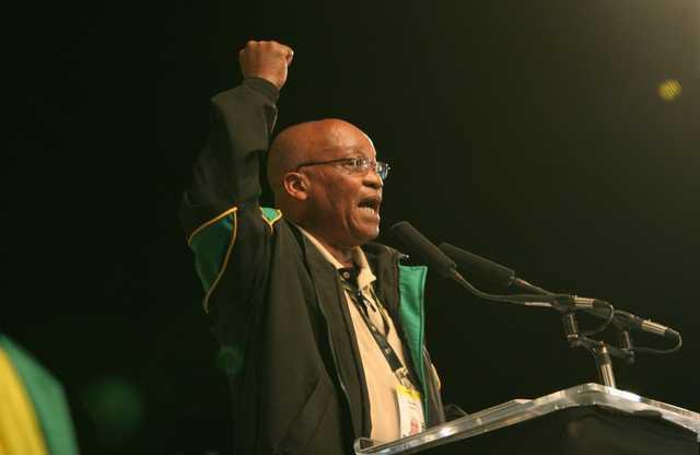 SOUTH AFRICA ANC CO 5496563