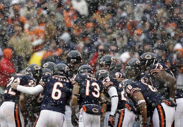 Seahawks Bears Footba Heal