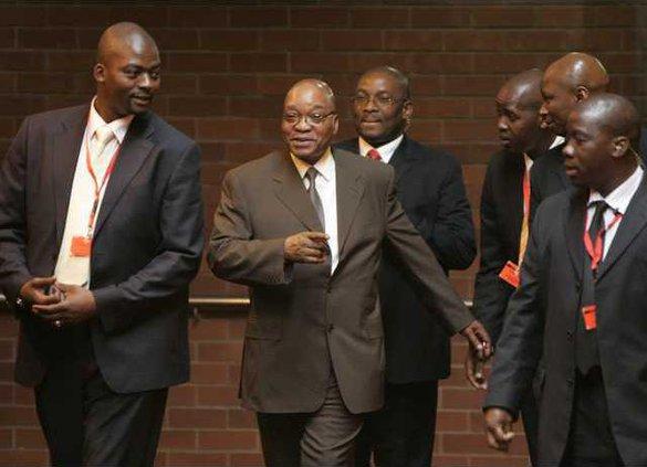 South Africa Zuma A 5255680