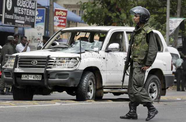 Sri Lanka Bomb Blas 5433544