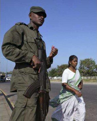 Sri Lanka Civil War 5122749