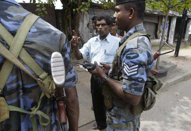 Sri Lanka Civil War 5925900