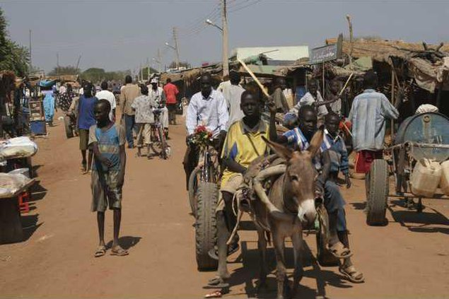 Sudan Volatile Town 6378103