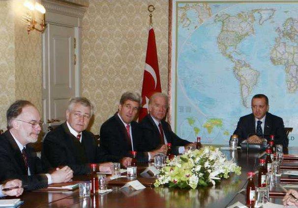 TURKEY IRAQ ANK101 5042203