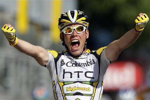Tour de France Cyclin Heal