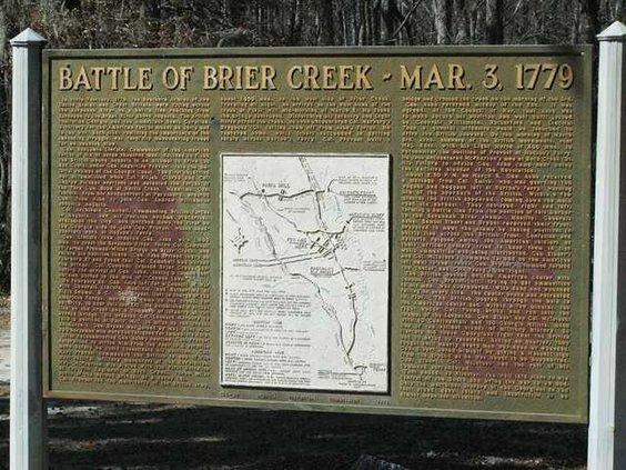 W Brier Creek