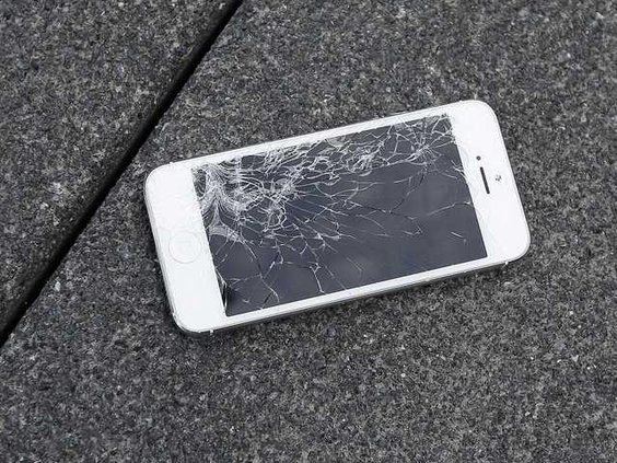 W Why Smartphones Break Heal