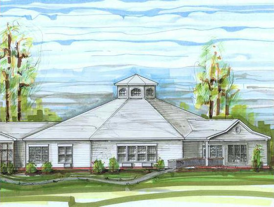 W Willow Pond Rendering
