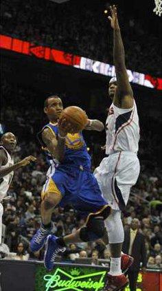 Warriors Hawks Basket Heal