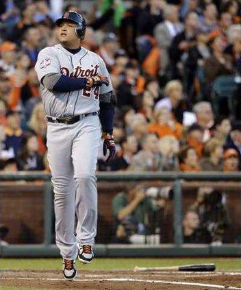 World Series Tigers G Heal